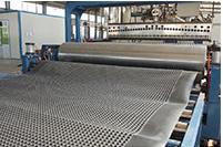 組合式防、排、儲水隔離板生產線