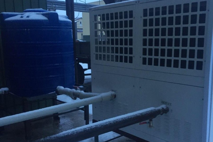 Altaqua Air cooled water chiller in Ukraine