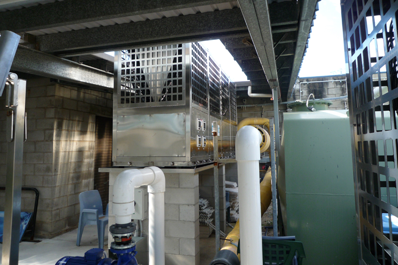 Altaqua pool heat pump