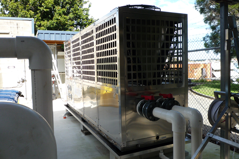 Altaqua swimming pool heat pump in Australia