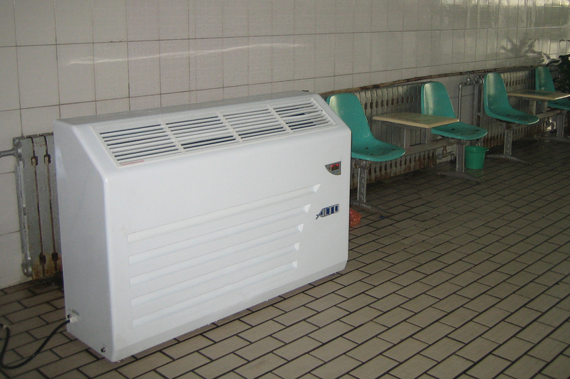 Altaqua swimming pool dehumidifier