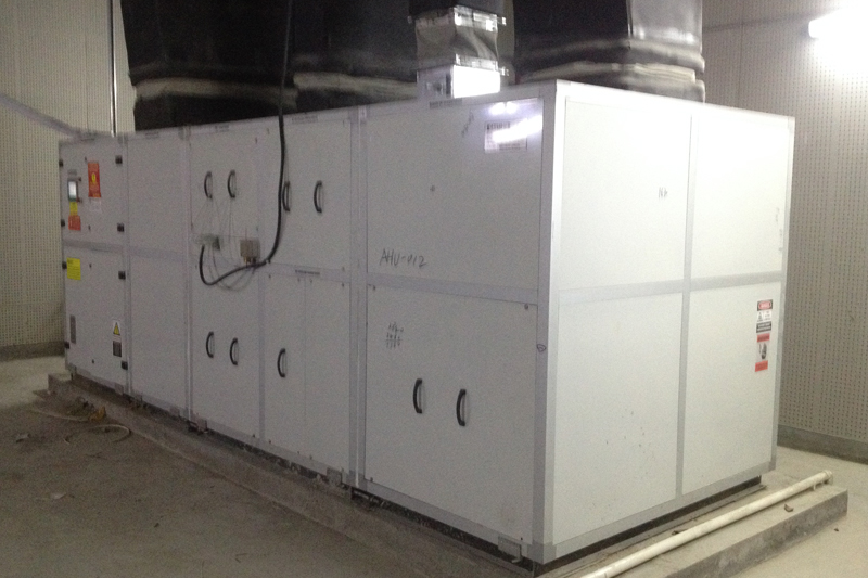 Altaqua swimming pool dehumidifier for Sheraton Hotel