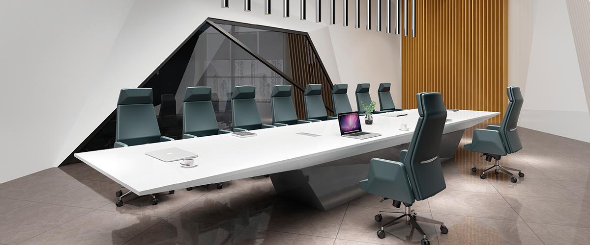 会议区会议桌办公桌