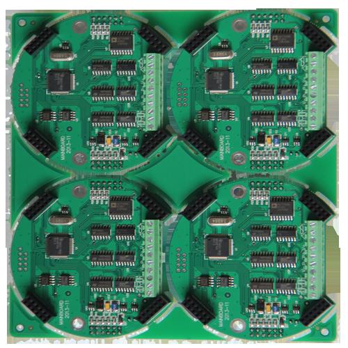 上海巨传电子PCBA加工产品工控主板2