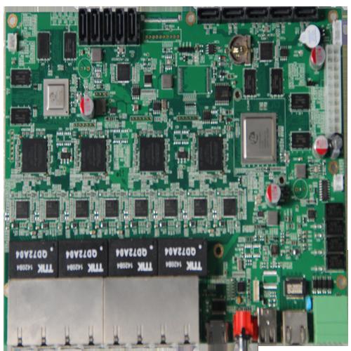 上海巨传电子PCBA加工产品通讯主板2