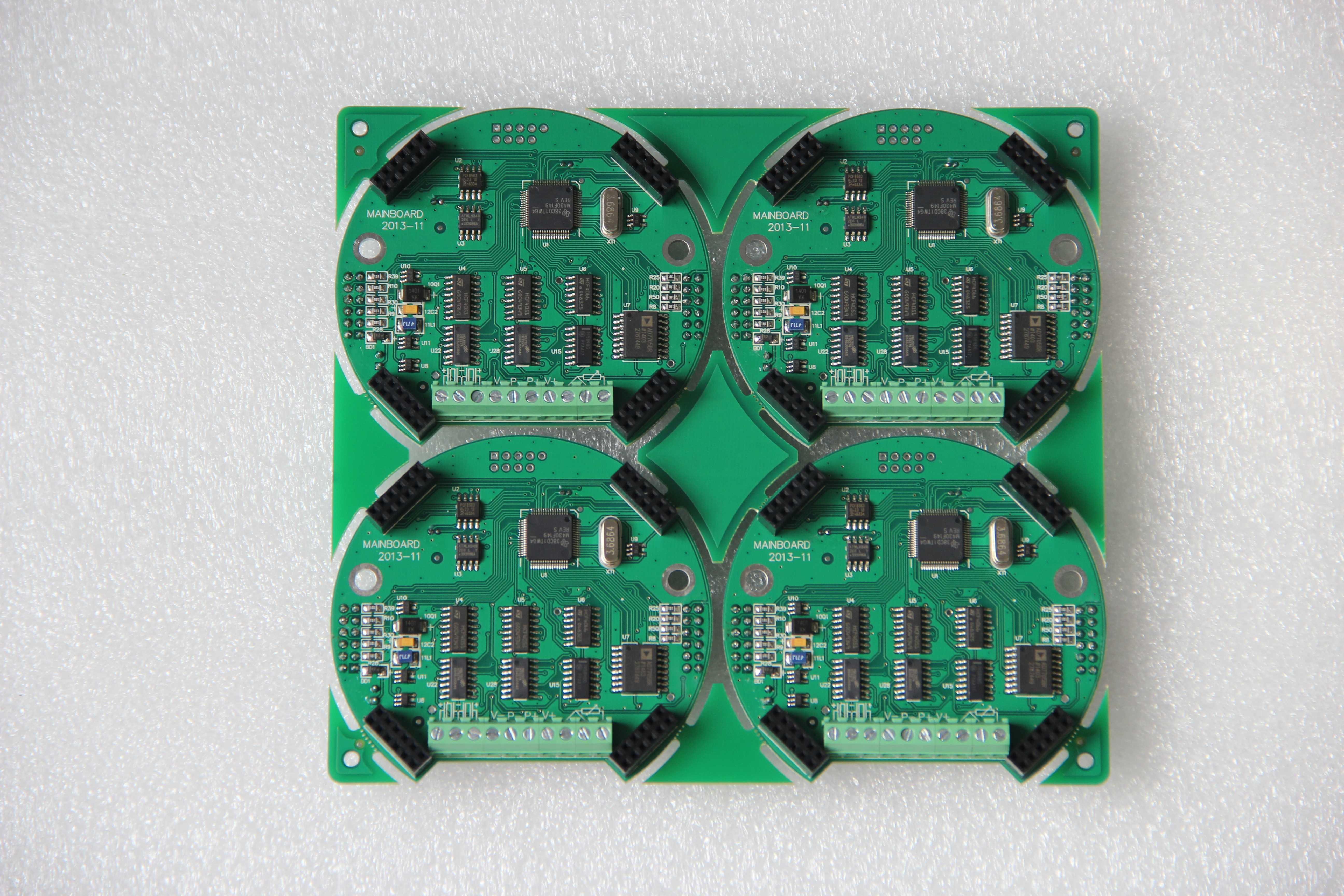 上海巨传电子PCBA加工产品仪表主板