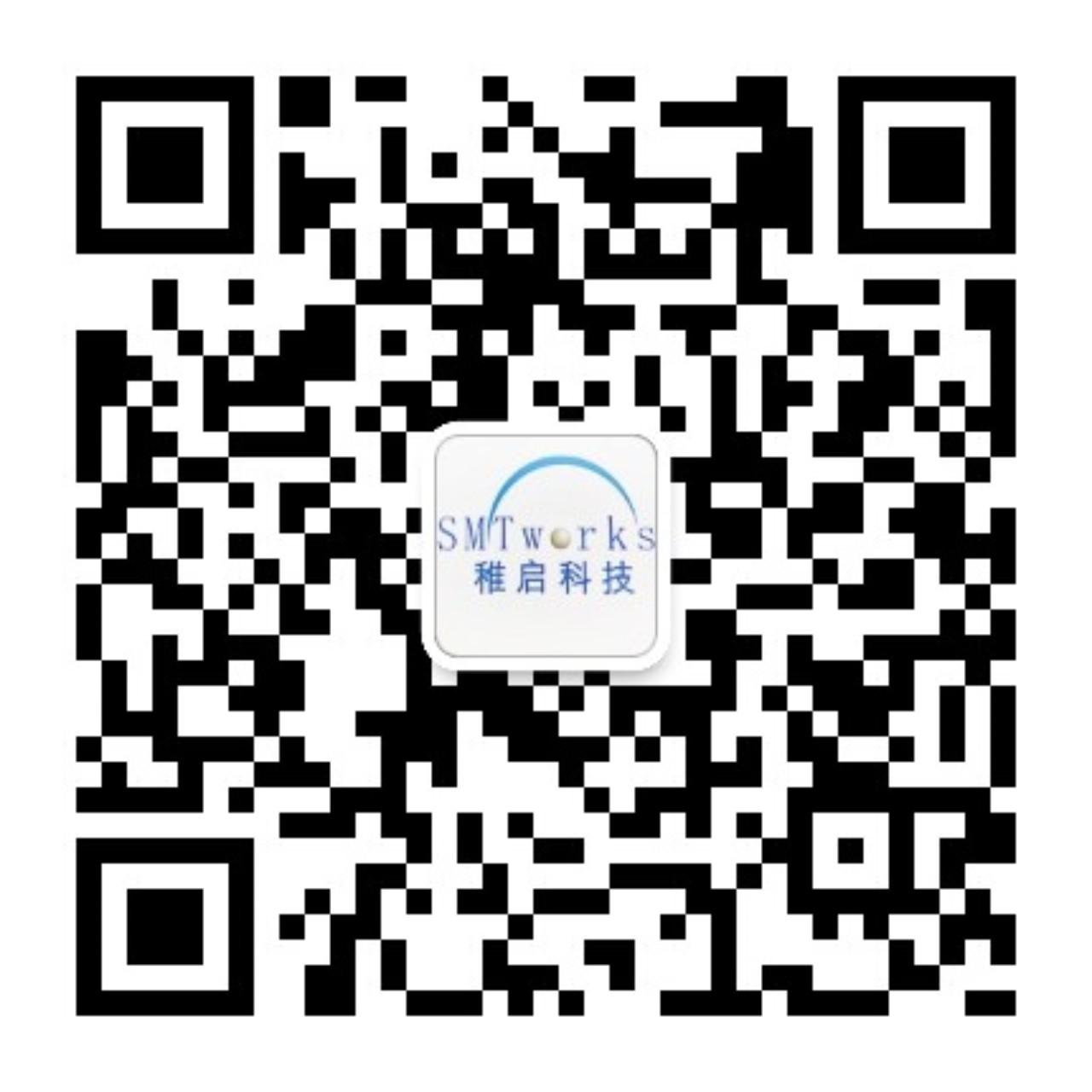 上海巨傳電子微信公眾號