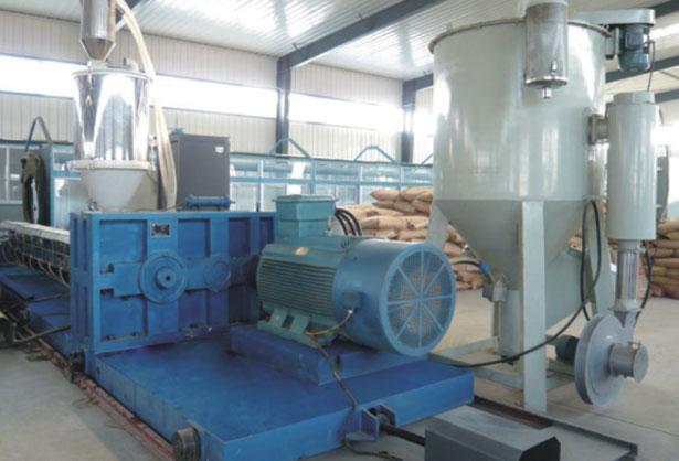 3PE生产系统