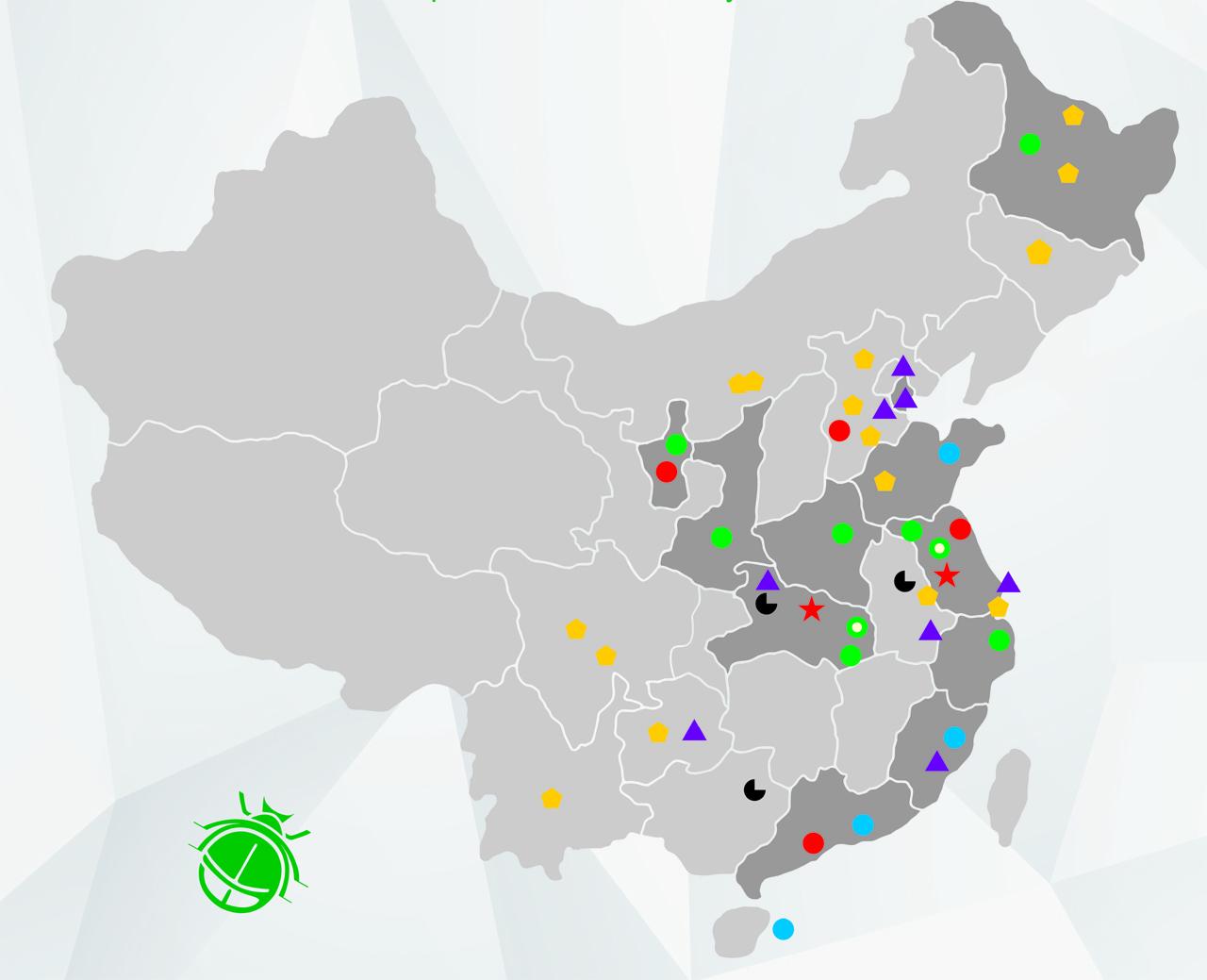 中國地圖1