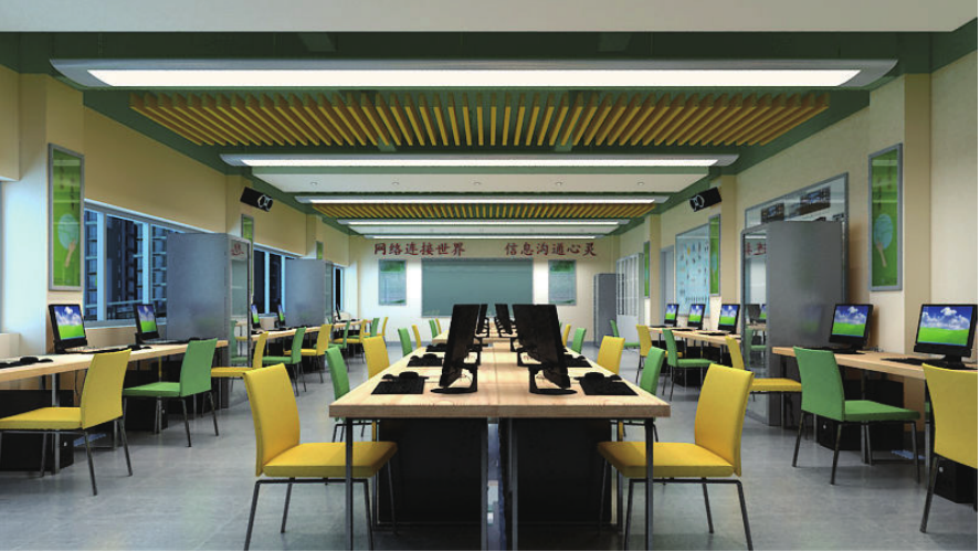 廣東交通職業技術學院網絡實驗室