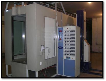 韓國KCI自動靜電噴粉設備