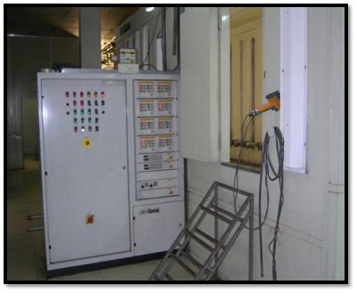 瑞士金馬自動靜電噴粉設備
