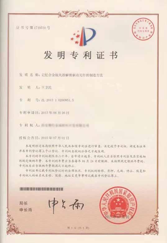 專利號:ZL201310260851.5