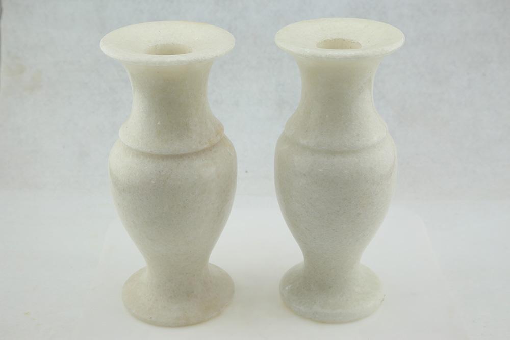 漢白玉花瓶