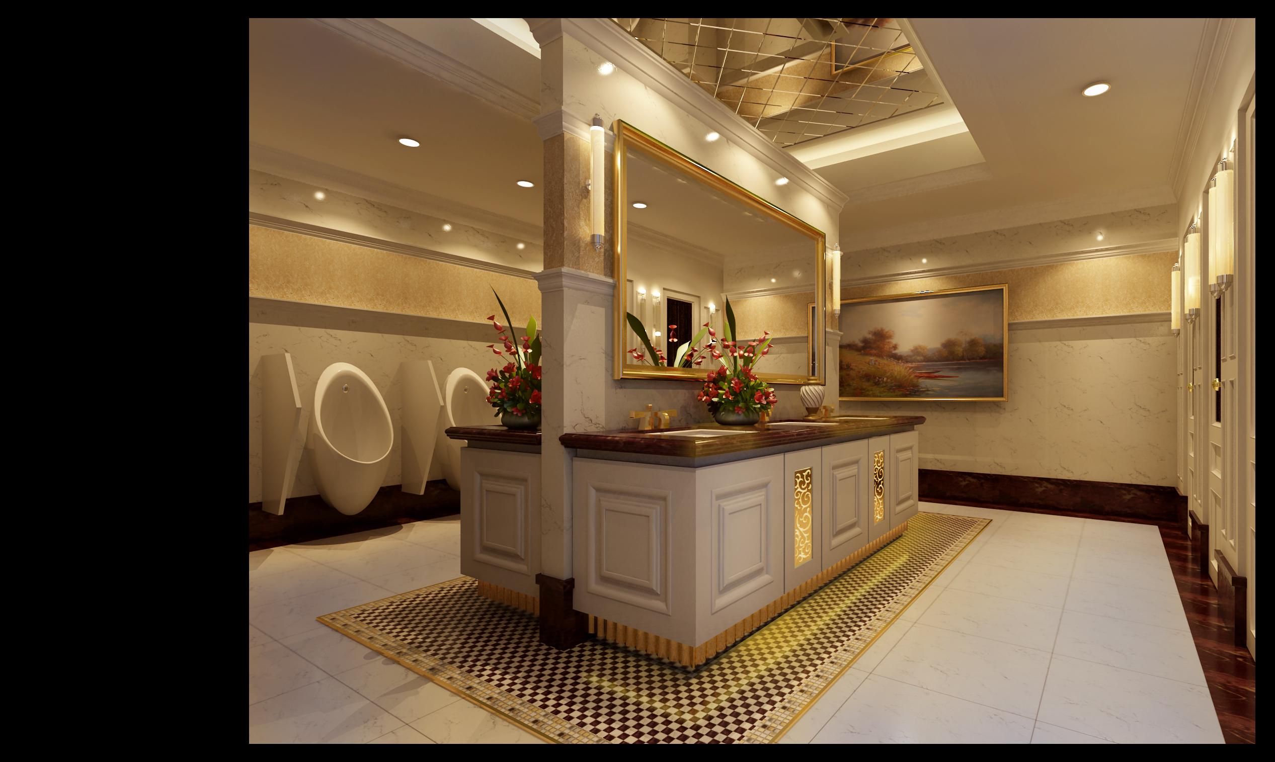 设计类-上海婚礼中心-5-7楼男卫