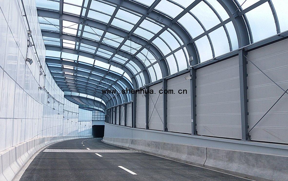 上海南北通道声屏障工程-微信?#35745;琠20190519135151