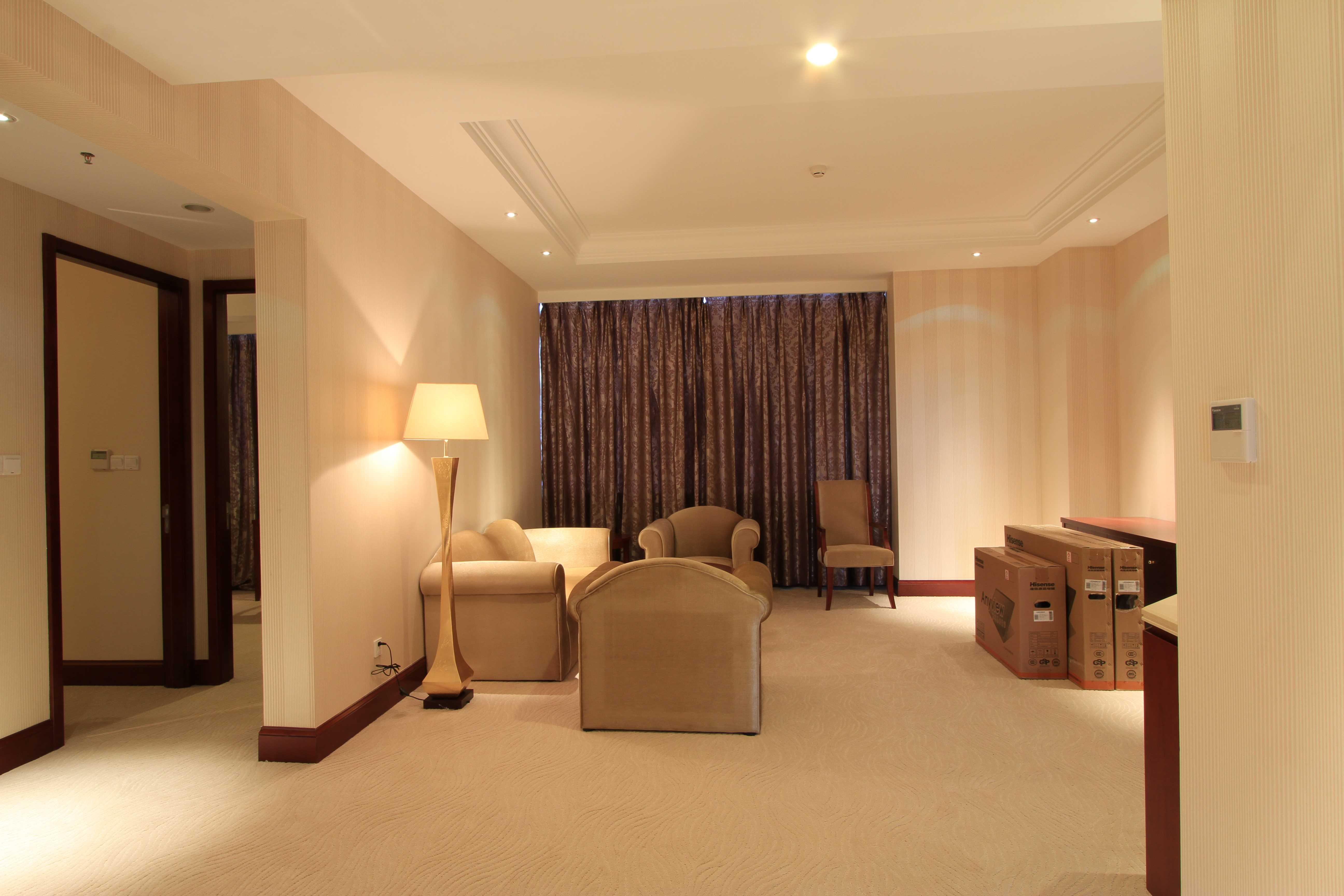 马拉维项目照片-精选-10.宾馆套房-会客厅