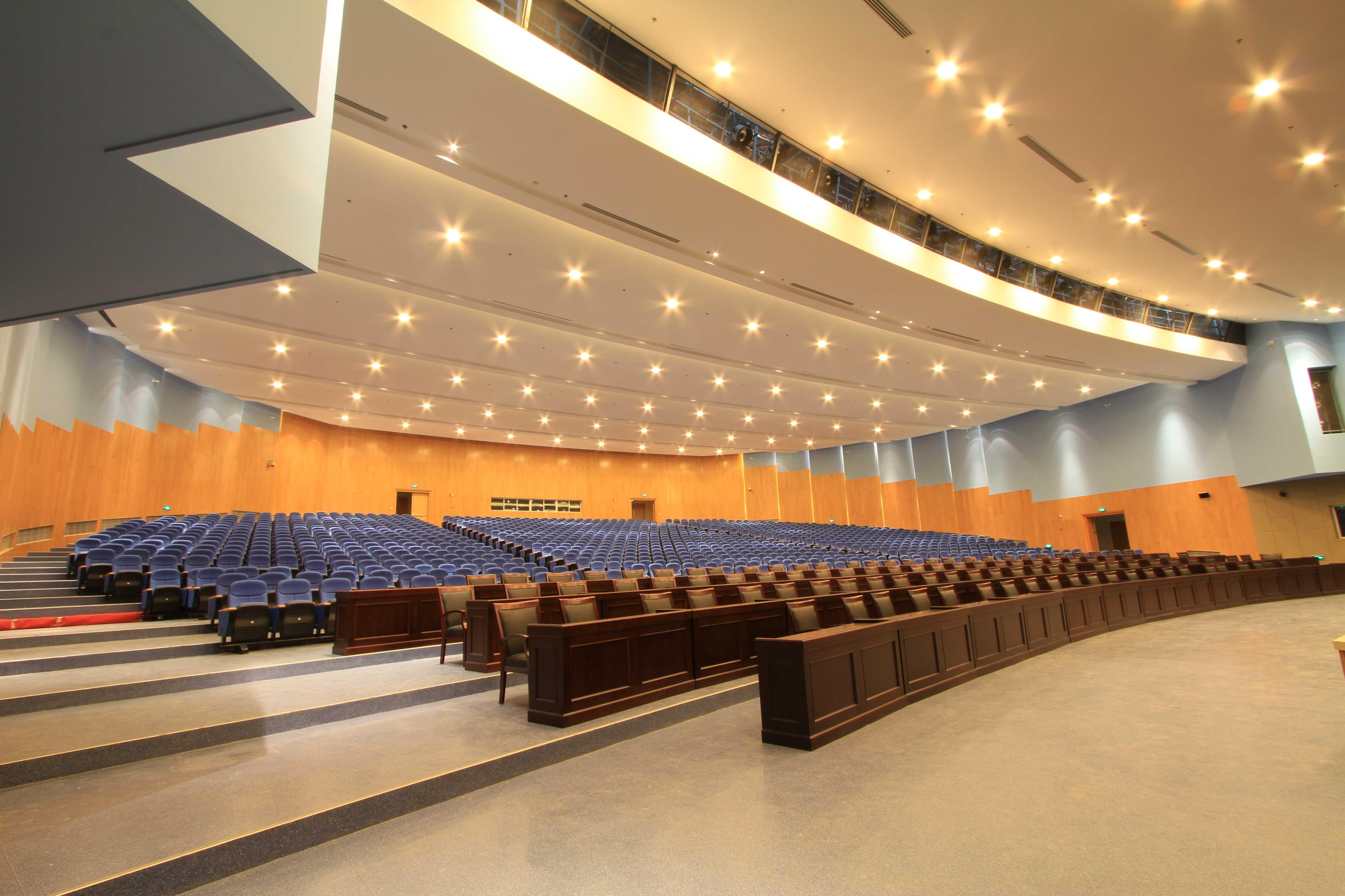 马拉维项目照片-精选-4、国际会议中心主会议厅2