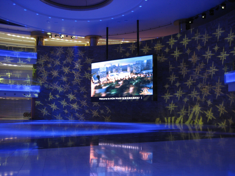 长风国际娱乐中心-中庭-IMG_0301