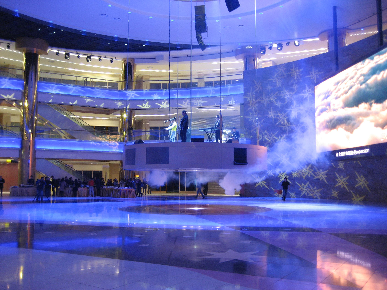 长风国际娱乐中心-中庭-IMG_0303