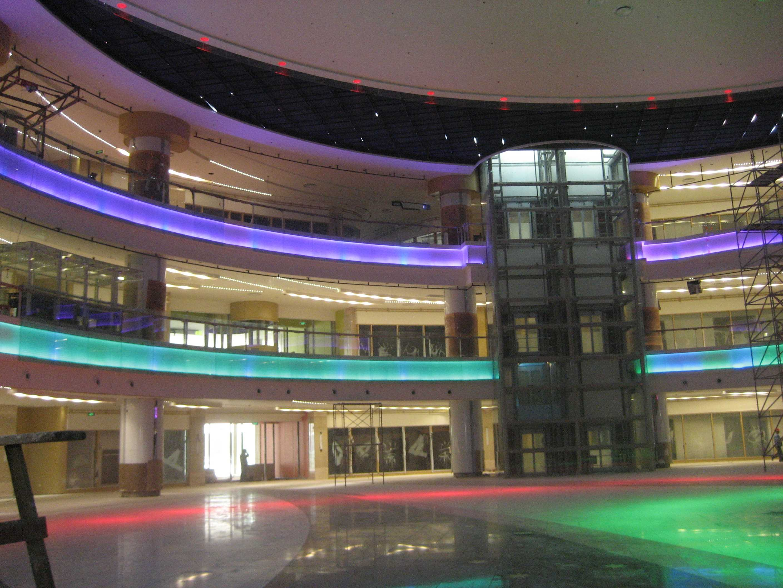 长风国际娱乐中心-中庭-IMG_5260