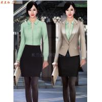 「時尚職業裝」貨真價實、式樣時髦、的服裝廠家-米蘭弘品牌-1
