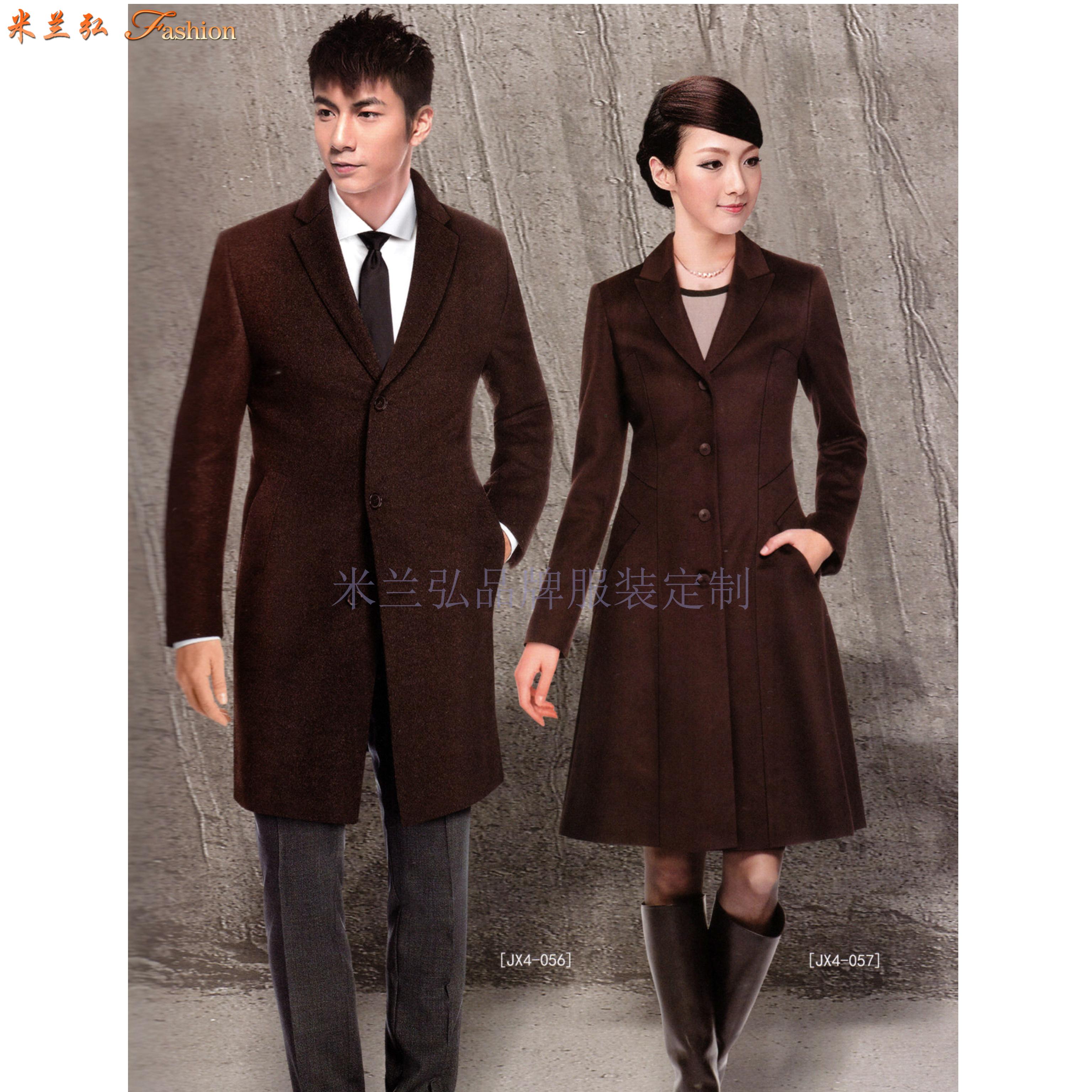 「北京毛呢男女大衣定制」哪家好,怎么樣定做-TOP米蘭弘大衣-3