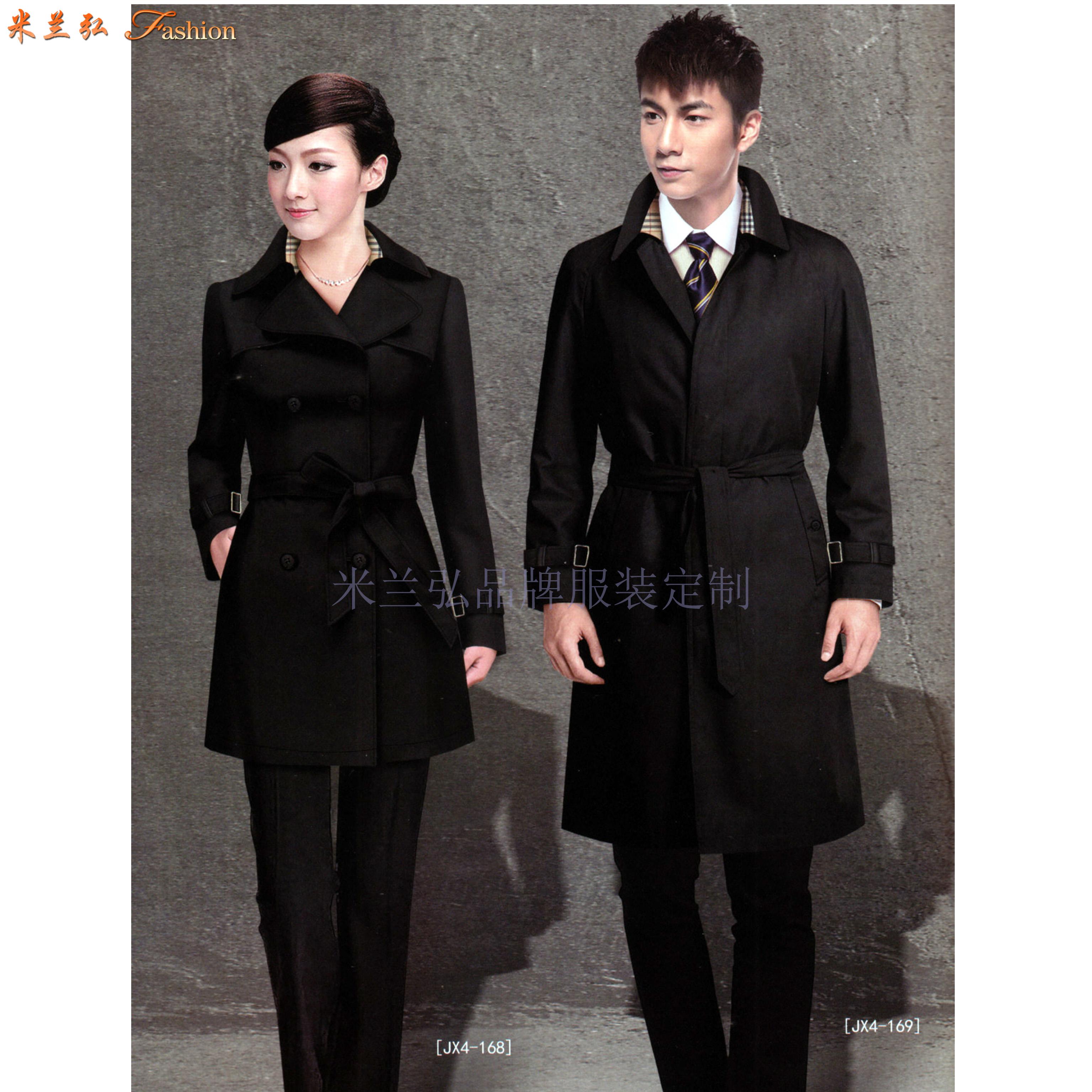 「北京毛呢男女大衣定制」哪家好,怎么樣定做-TOP米蘭弘大衣-4