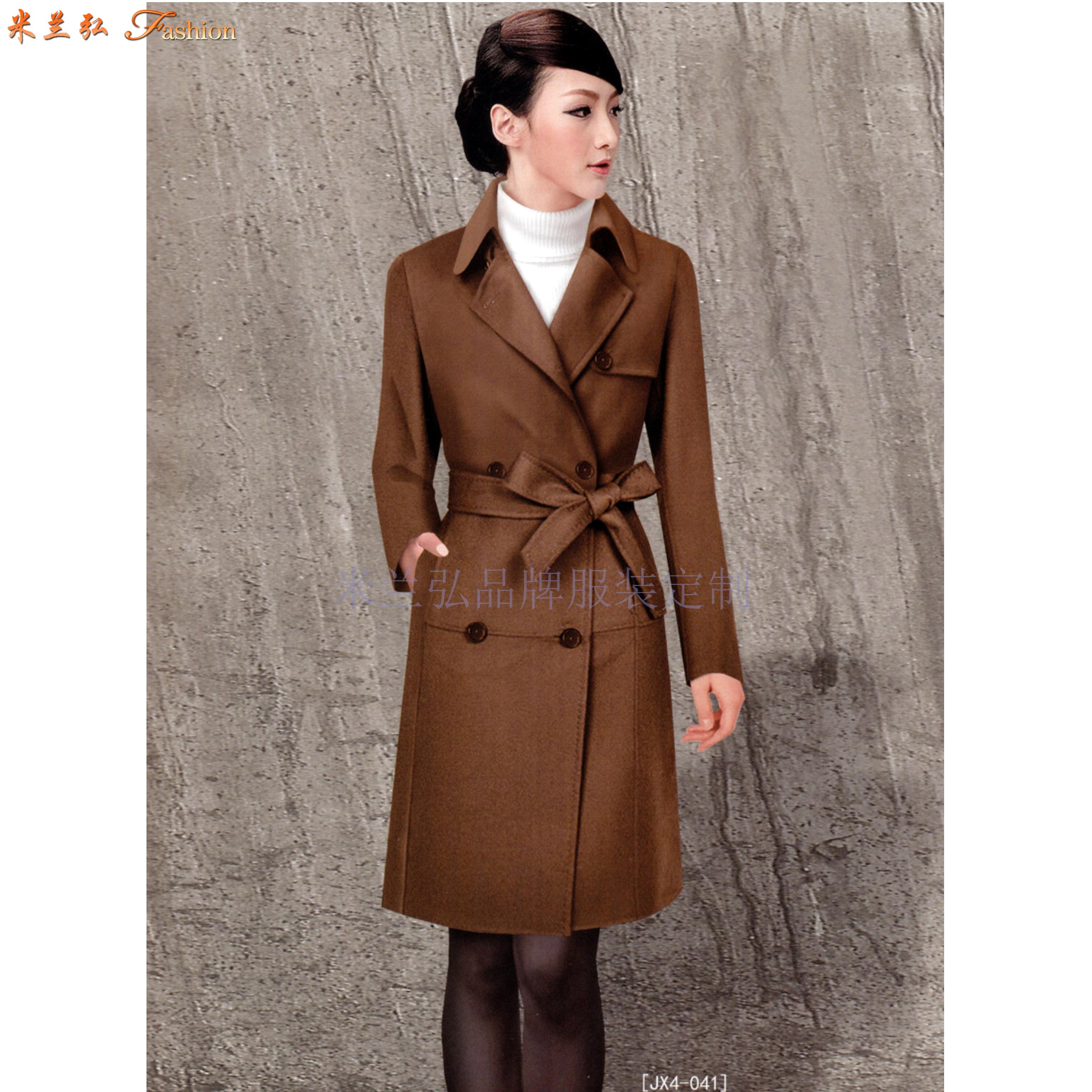 「北京毛呢男女大衣定制」哪家好,怎么樣定做-TOP米蘭弘大衣-6