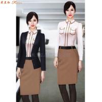 北京時尚職業裝訂制-通州城市副中心定做西服職業裝品牌-米蘭弘-4