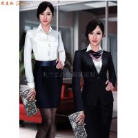 北京時尚職業裝訂制-通州城市副中心定做西服職業裝品牌-米蘭弘-6