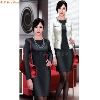 女職業裝套裝|美女搭配新款時尚職業小西服圖片-Top米蘭弘-3