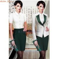 女職業裝套裝|美女搭配新款時尚職業小西服圖片-Top米蘭弘-4