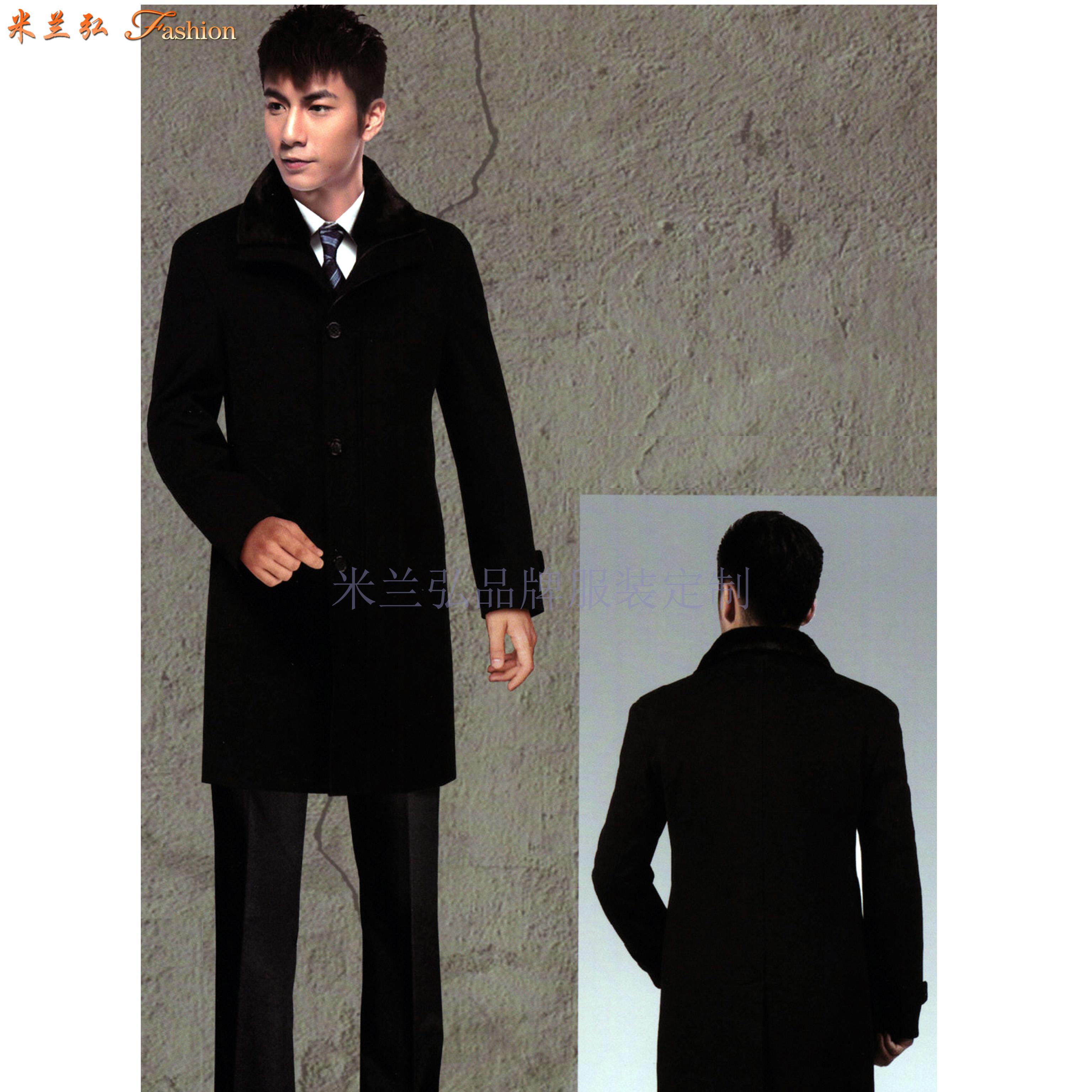 北京羊毛大衣定制-圖片_價格_流程_面料_-TOP米蘭弘大衣-4