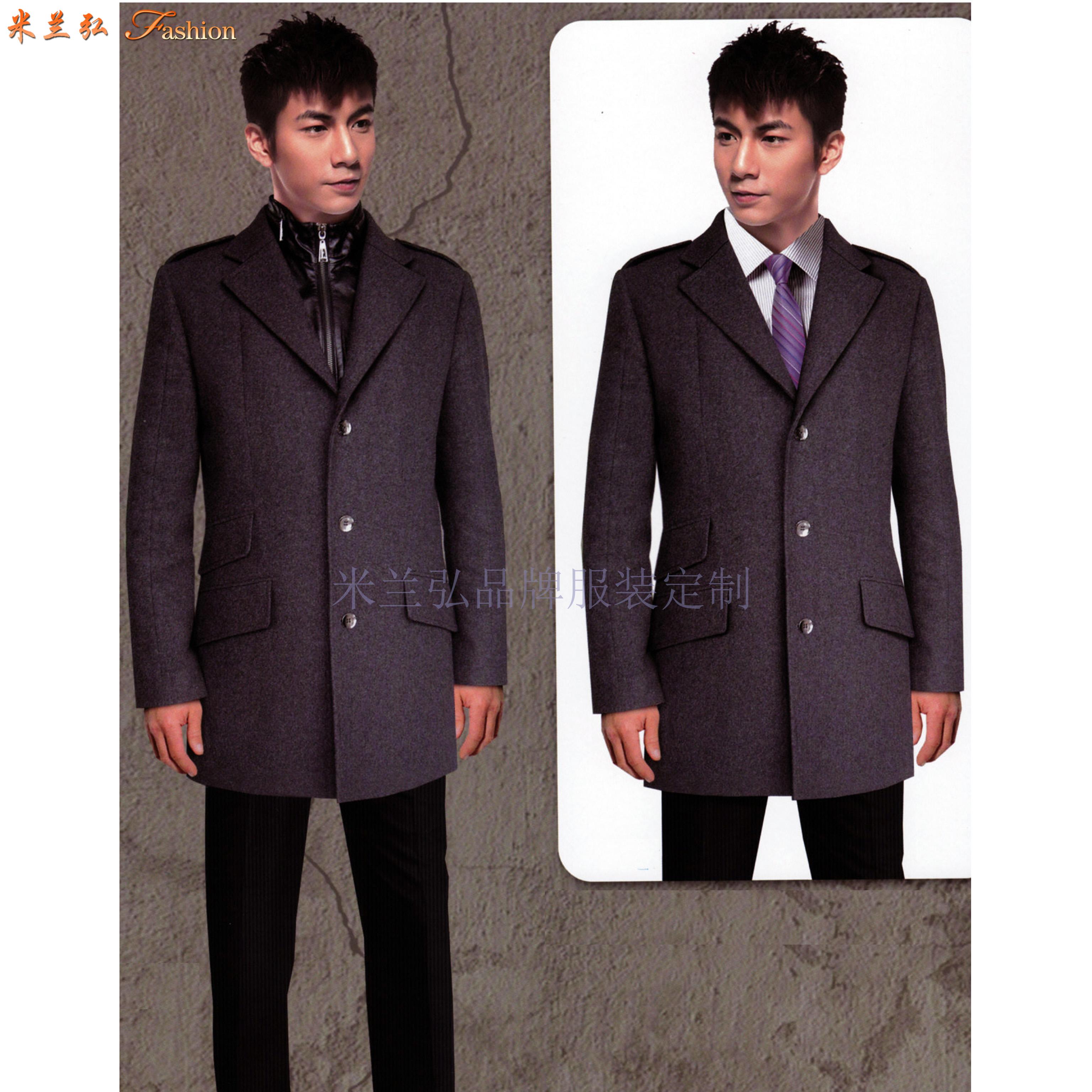 北京羊毛大衣定制-圖片_價格_流程_面料_-TOP米蘭弘大衣-5
