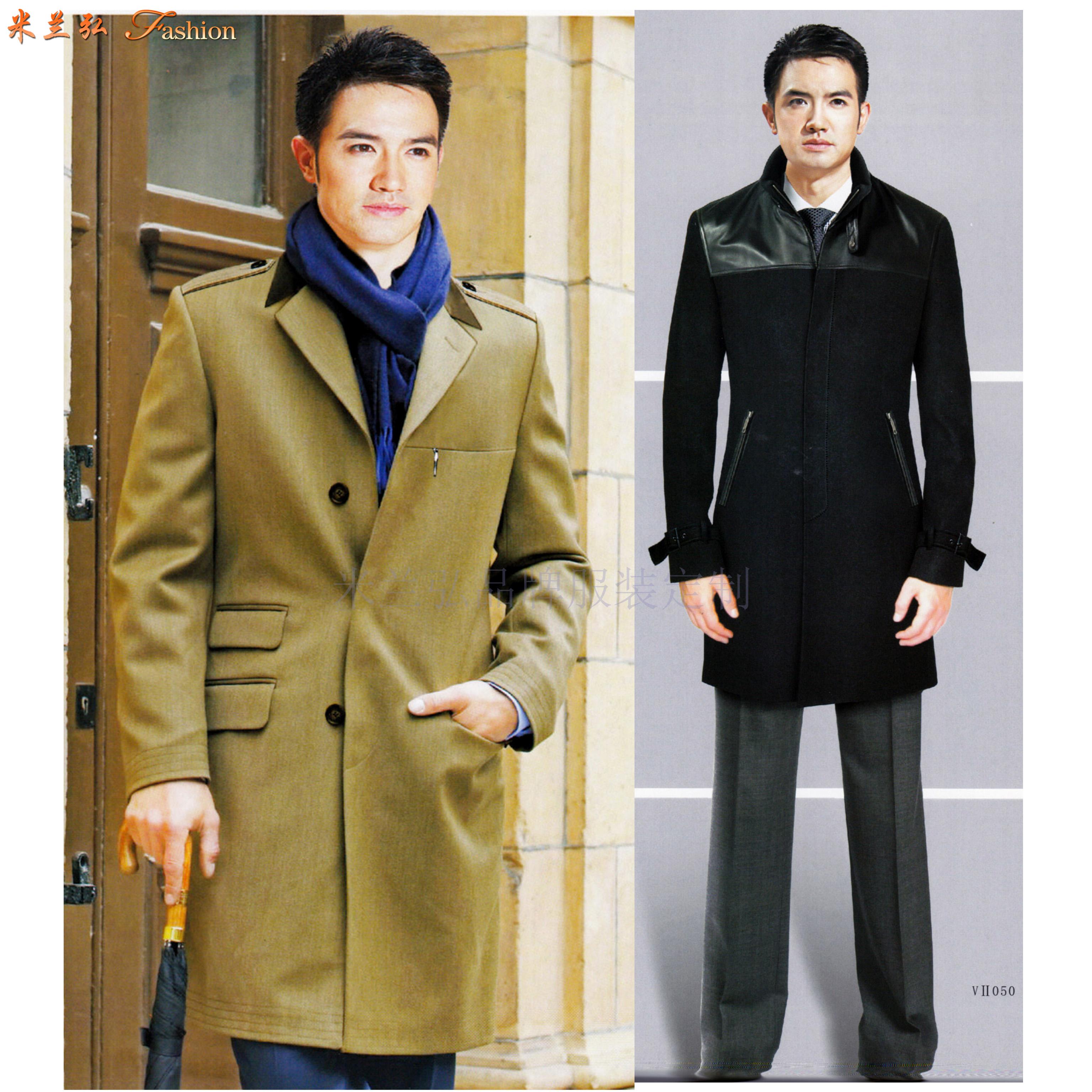 北京羊毛大衣定制-圖片_價格_流程_面料_-TOP米蘭弘大衣-6
