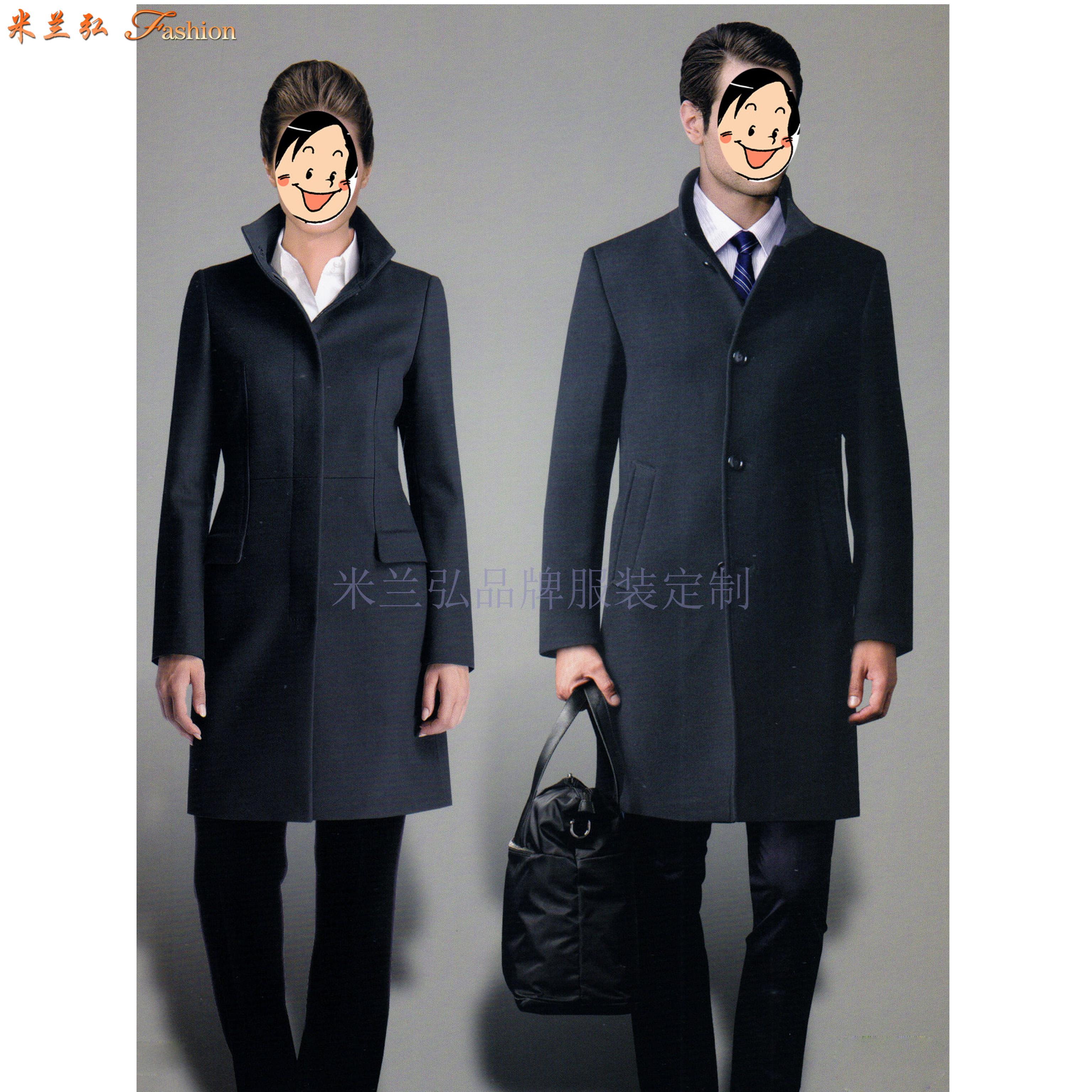 「北京毛呢男女大衣定制」哪家好,怎么樣定做-TOP米蘭弘大衣-2