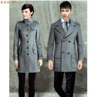 大衣定制價格多少?米蘭弘定做毛滌商務男女大衣價格低于699元-5
