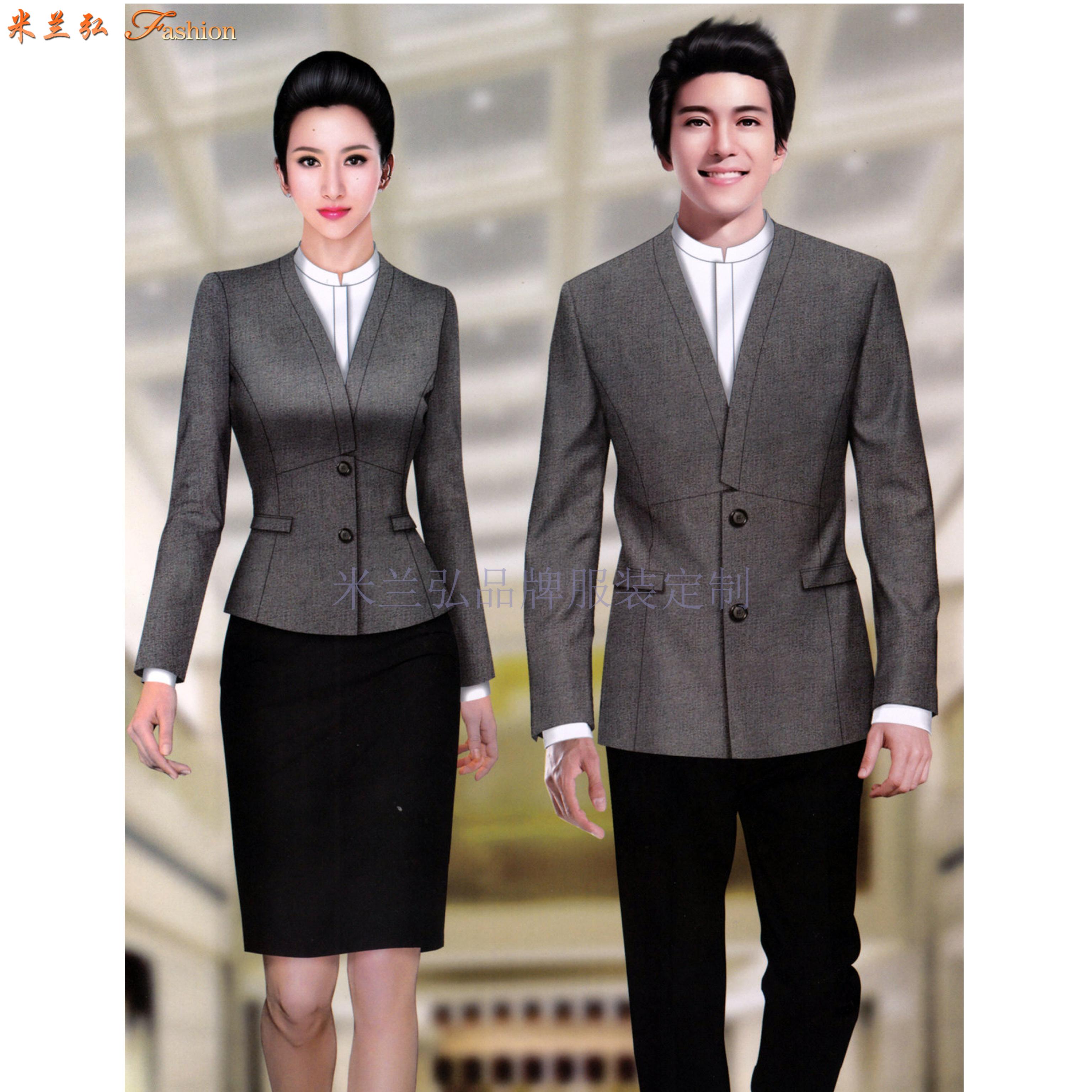 -張家口酒店服裝定做-式樣時髦價廉物美服裝廠家-米蘭弘服裝-5