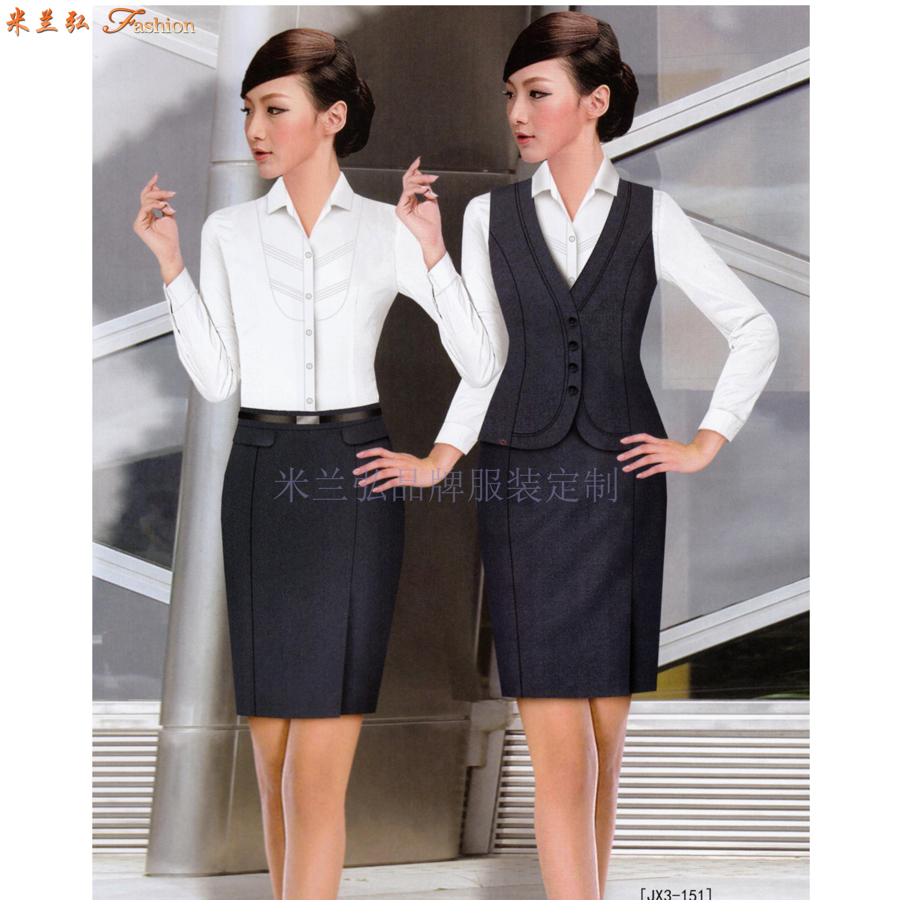「天津空乘服裝定做」圖片_價格_流程_麵料_公司-最新送体验金网站空姐服-3