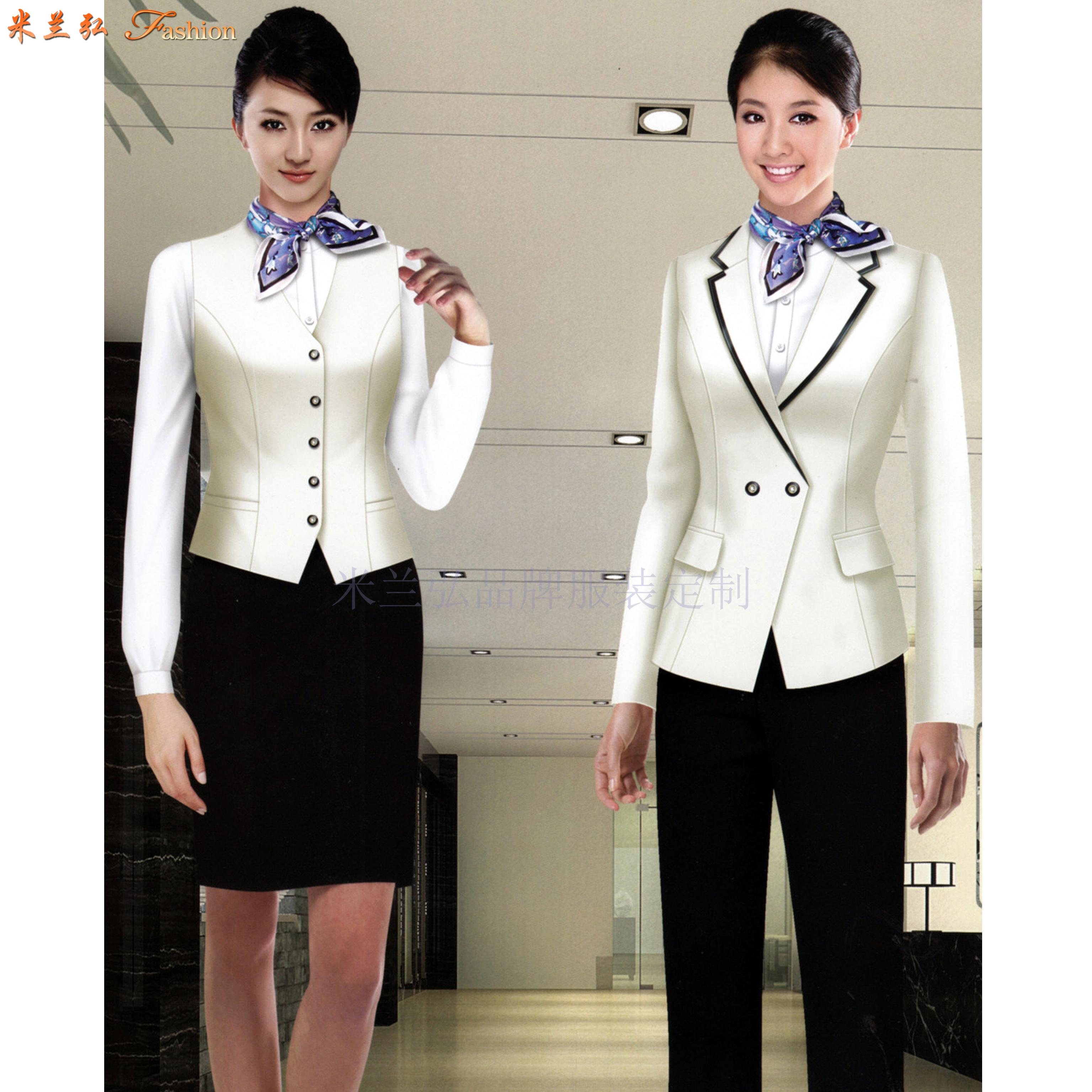 京津冀公司職業裝定制-選擇潮流時尚的正裝職業裝公司-米蘭弘-2