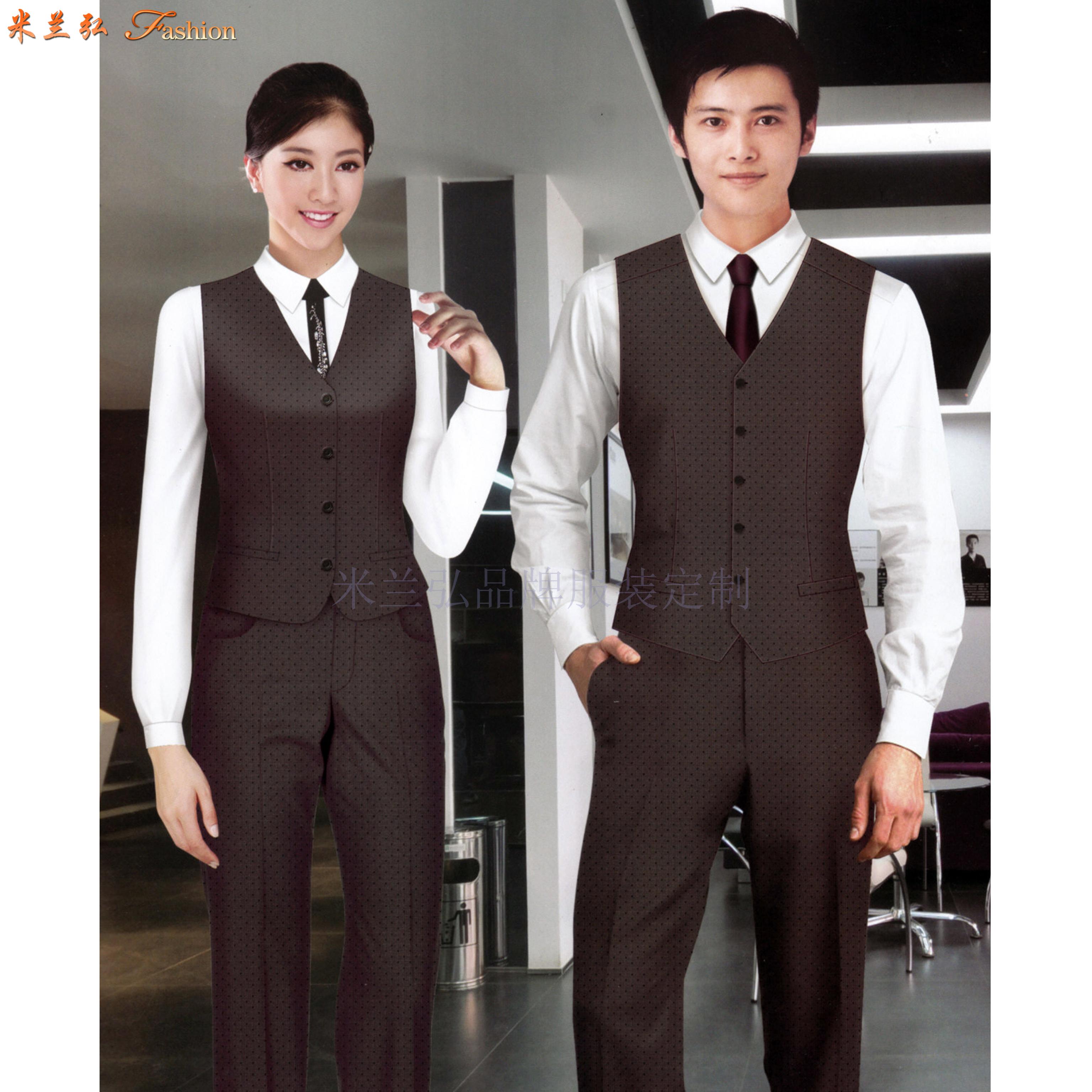 「大連定制商務西裝定做品牌西服」訂做正裝西服廠家米蘭弘👍-1