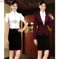 白領職業裝定做_辦公室職業裝制做_OL時尚職業裝定制👍-2