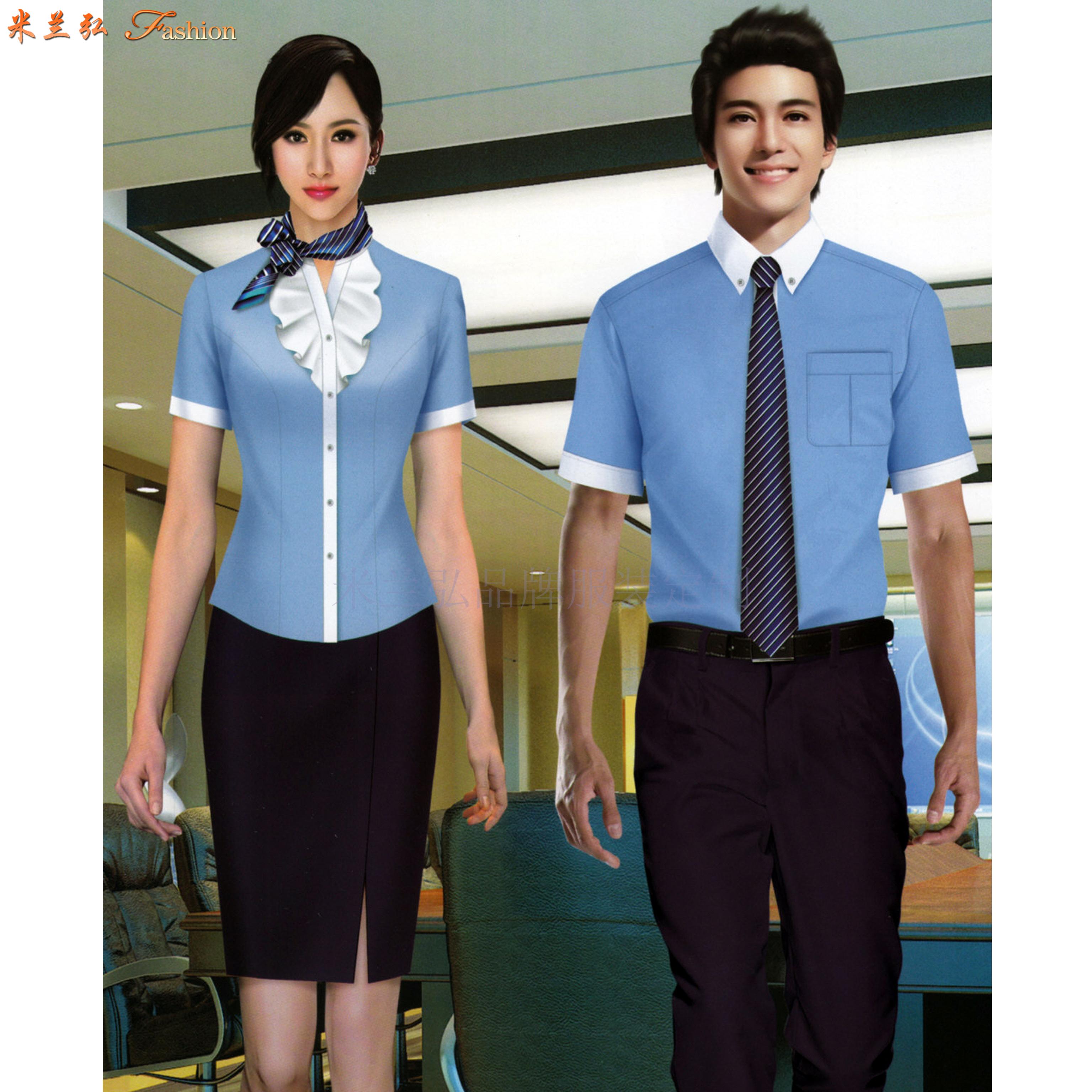「廊坊襯衫定制」「固安男式襯衫定做」「文安女式襯衫訂做」-3