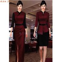 「廊坊酒店服裝定做」推薦設計制作五星酒店制服十年廠家-米蘭弘-2
