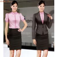 「北京商務西服定制公司」推薦誠信靠譜的米蘭弘品牌西服-5