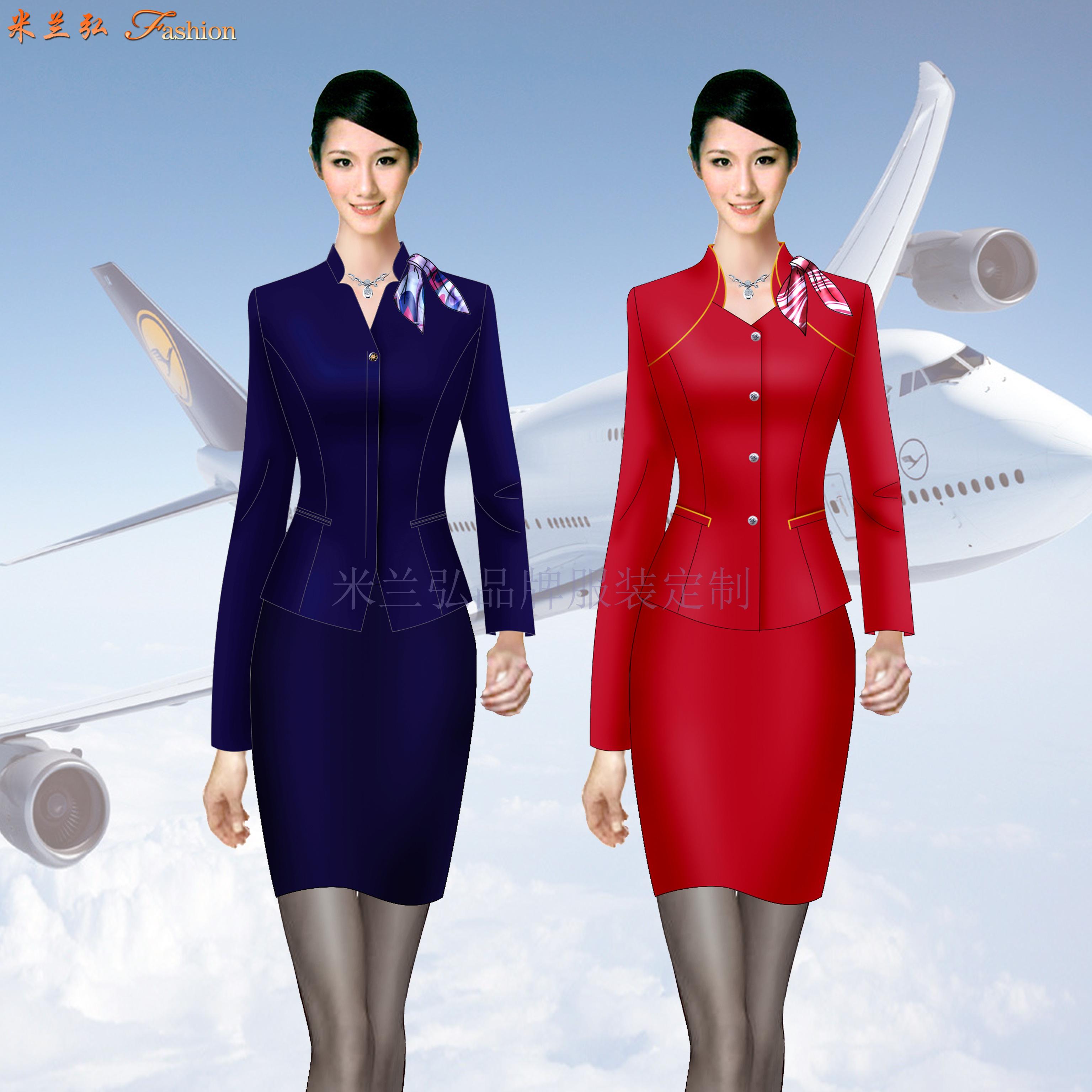 「航空服裝定制」「航空制服定做」「航空乘務服訂制」-2