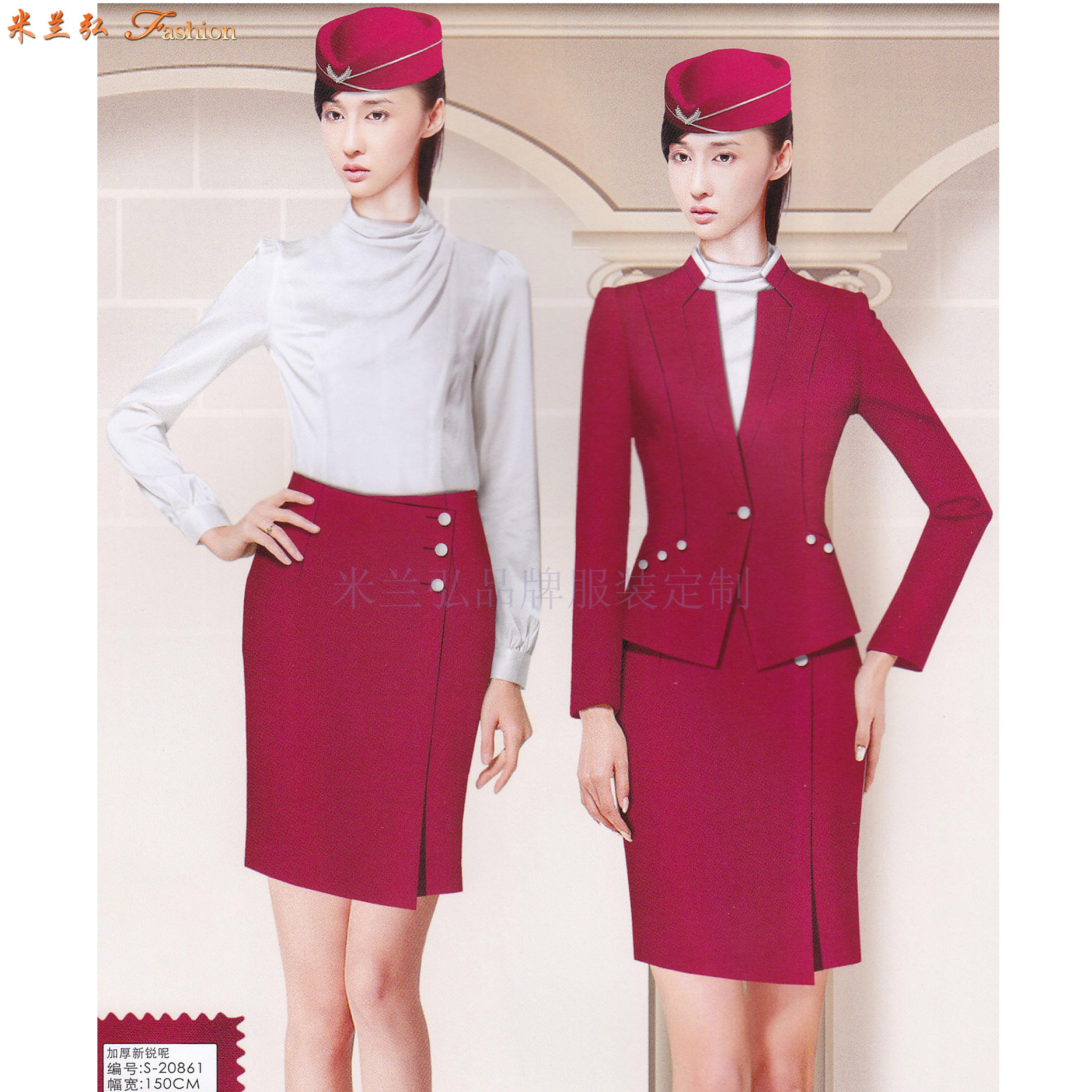 「航空服裝定制」「航空制服定做」「航空乘務服訂制」-5