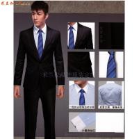 「男士商務西服定做」「男式羊毛西服定制」「男式品牌西裝訂制」-4