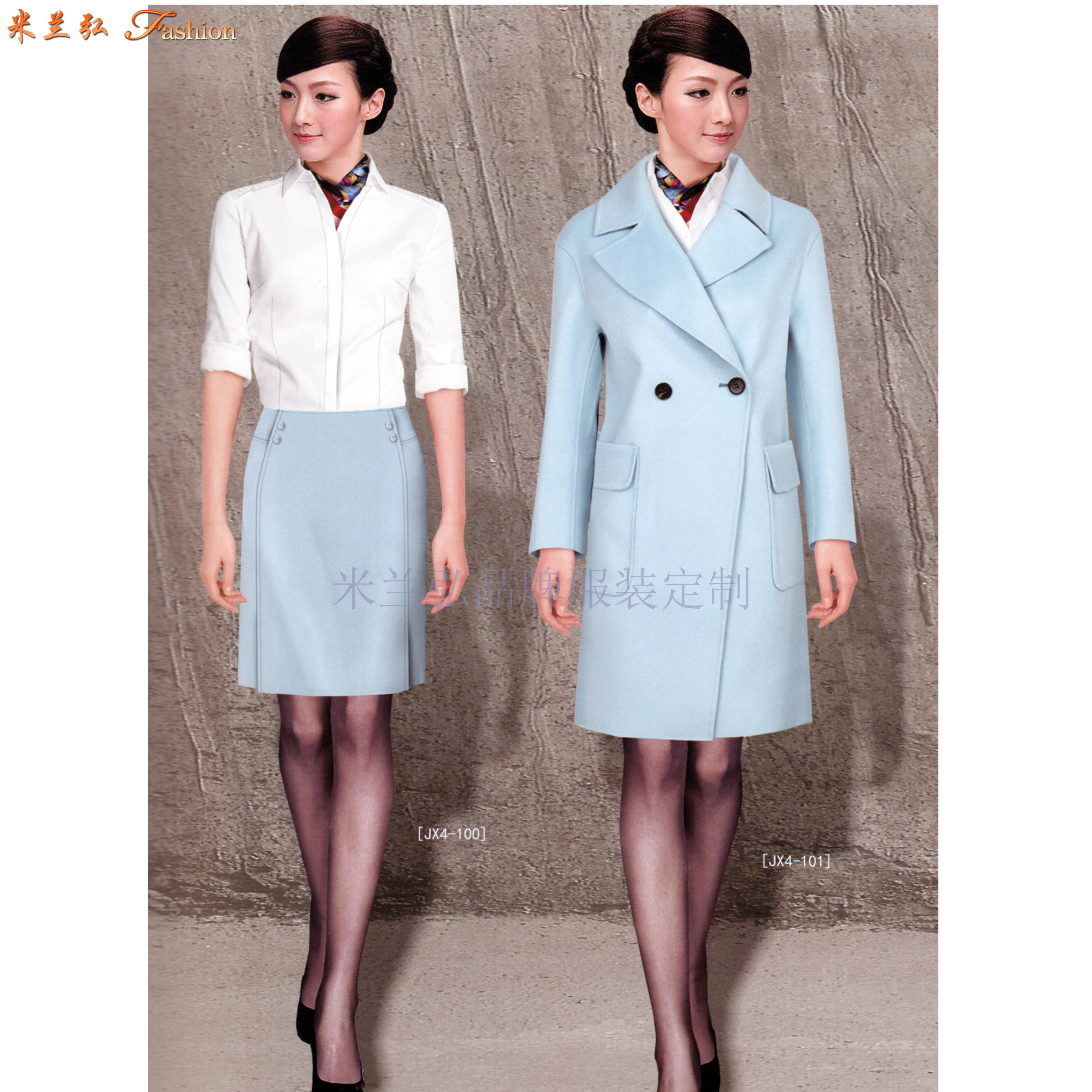 「德州大衣定制」「德州大衣訂做」推薦厚實暖和米蘭弘服裝-5